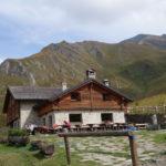 alpine chalet along the tour du mont blanc