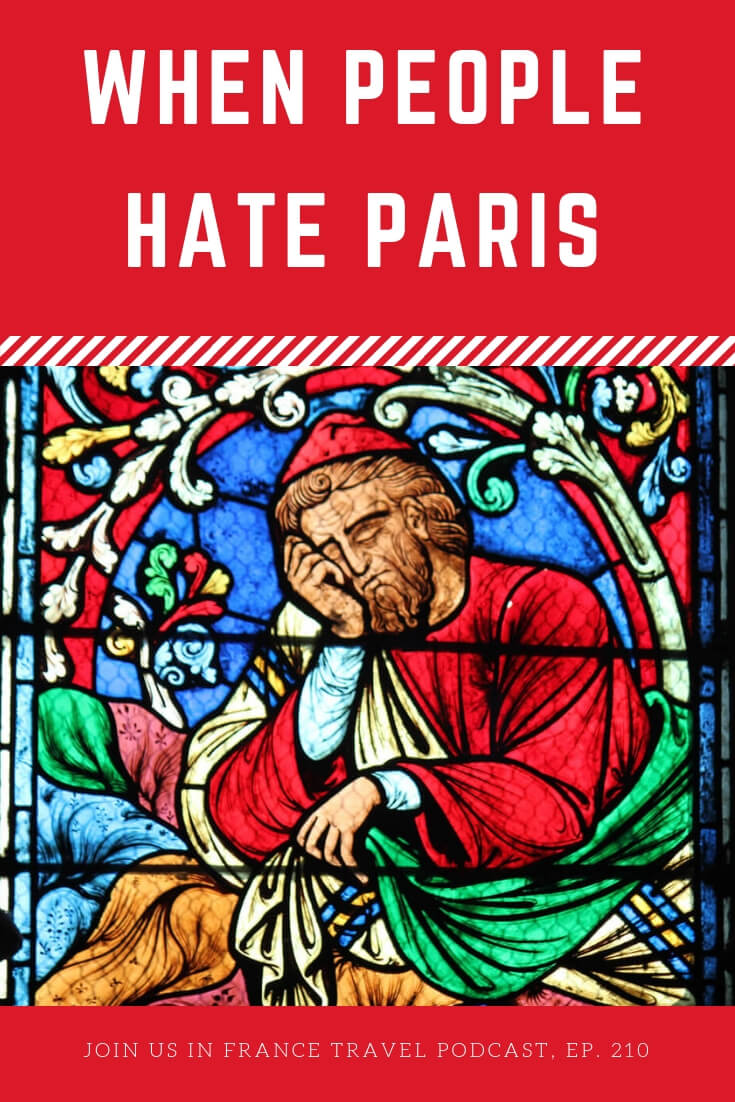 Will You Hate Paris When You Go? Most people love Paris, but a few hate it. Why? Because they go in with fundamental misunderstandings and strange expectations. Some people are also ill prepared to leave their comfortable bubble and can't imagine that other countries are different from their own. We set the record straight and help you prepare for a great time in Paris in this episode. #podcast