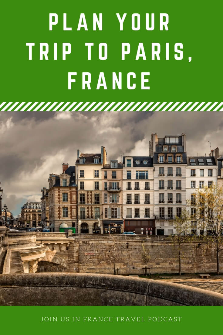 With the Join Us in France Travel Podcast you can learn about every part of France and get ready for the vacation of a lifetime! As you listen to episodes about the parts of France you're interested in, you'll pickup small tips that will make a world of difference. Learn from Annie, who is French born and raised, and Elyse who is a licensed tour guide. Together they help you crack the code of a great vacation in France.
