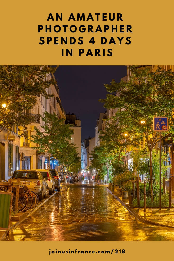 On this Trip Report with Scott Fischer from Canada we look at the best way to spend your first 4 days in Paris. Scott and his wife decided to stay in the Marais, they booked a couple of excursions, including a photography tour of Paris at night. Great tips for first time visitors to Paris! #firsttimeinparis #traveladvice #europeanadventures