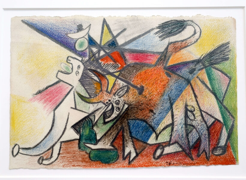 La Corrida, Pablo Picasso: Modern and Contemporary Art in France episode