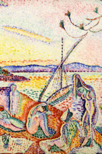 Painting by Henri Matisse, Luxe Calme et Volupté: Modern and Contemporary Art in France episode