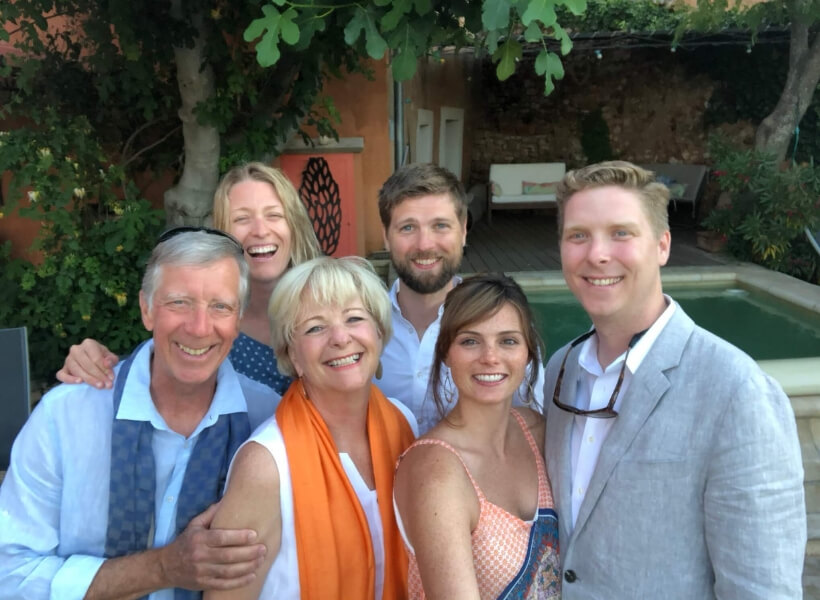 my guest tracey and her family: smart way to visit provence episode