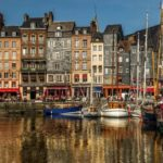 The port of Honfleur: Normandy cider route episode