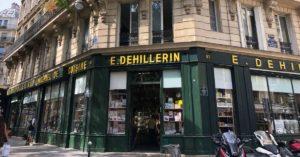 E. Dehillerin one of the best kitchen stores in Paris