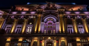 Grand theater in Tours: tours in the loire valley episode