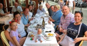 Mary White and her group: Planning a group trip to Paris episode