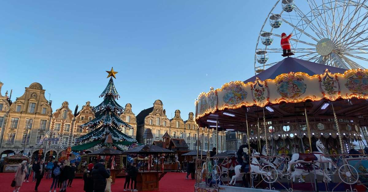 The Arras Christmas Market: Christmas Markets of Northern France and Belgium episode