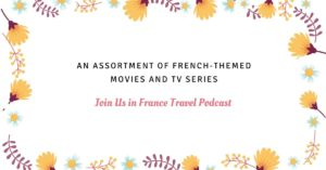 Title of the episode: French movies episode