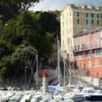 Houses on the port in Bastia: Fall in Love with Corsica episode