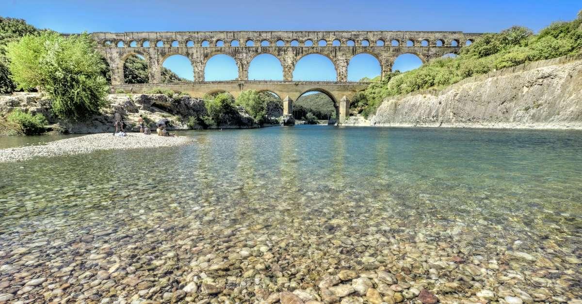 Pont du Gard: UNESCO World Heritage Sites in France