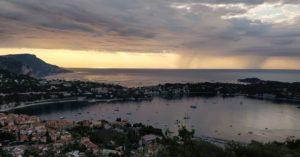 The bay of Villefranche sur Mer: France for a month episode