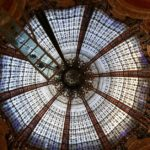 The dome of the Galleries Lafayette: les grands magasins in Paris episode