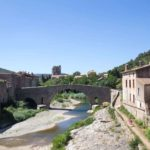 Famous bridge of Lagrasse: Lagrasse and Villerouge-Termenès Episode