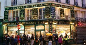 La Bonne Mère de Famille store front: favorite shopping spots in Paris episode