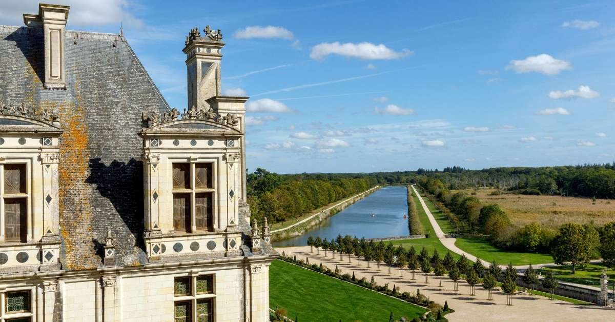 Amboise Chateau and canal: 5 Favorite Chateaux in the Loire Valley episode