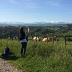 Women walkers on the chemin de Compostelle: walking the French chemin de Compostelle episode
