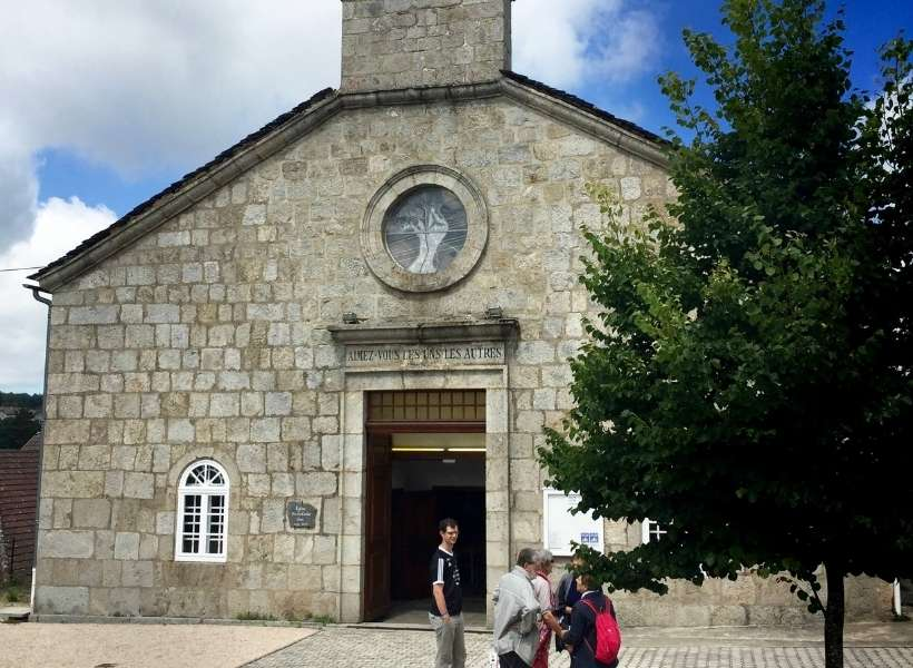 Le Chambon Protestant Church