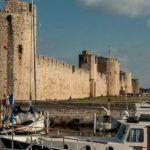 The ramparts of Aigues-Morte