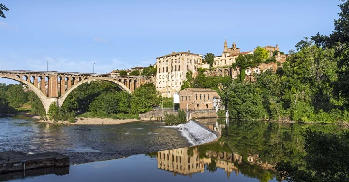 Rabastens and the Tarn: Gaillac Wine Country episode