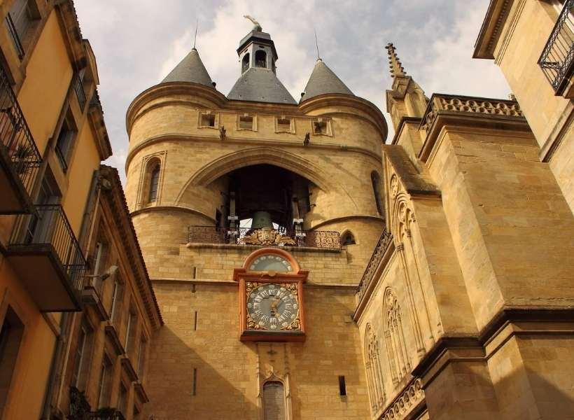 La Grosse Horloge in La Rochelle