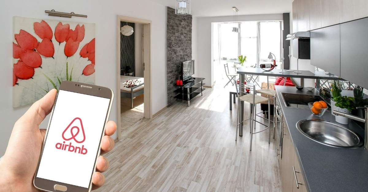 An Airbnb apartment: Airbnb pros and cons