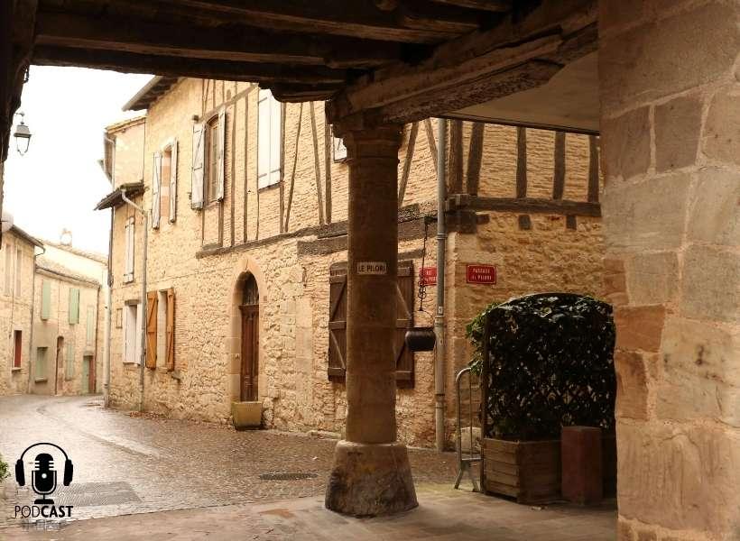 Pilori at Castelnau-de-Montmiral: Bastides in the Southwest of France episode