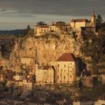Rocamadour before a storm
