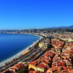 Podcast episode about the city of Nice, walking tour and historical background